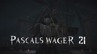 Посредник Хиггинс ✦ PASCAL`S WAGER #21