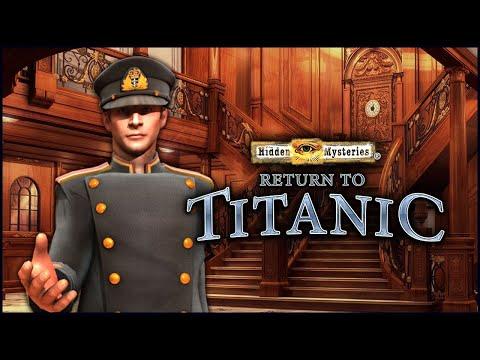 Hidden Mysteries 10 Return to Titanic Скрытые тайны 10 Возвращение на Титаник прохождение 3