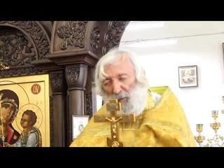Протоиерей Евгений Соколов. Святой  - тот, кто умеет правильно любить