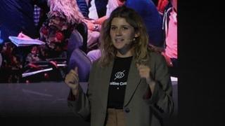 Переизбыток. Вызов принят.   Ксения Дукалис   TEDxInnopolis