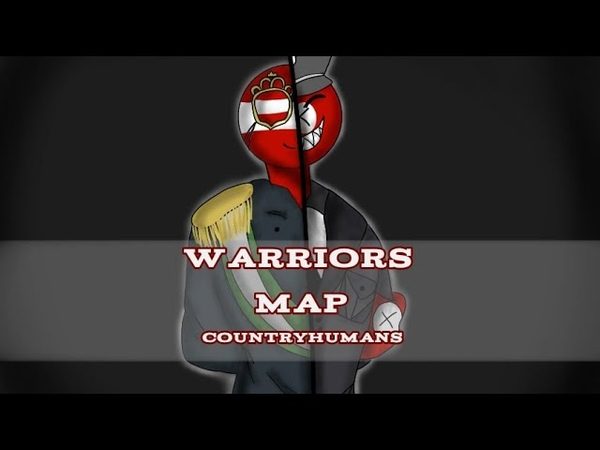 Warriors CountryHumans Completed MAP Read desc