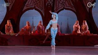"""Отрывок из балета """"Бахчисарайский фонтан"""". Зарема - Гульсина Мавлюкасова."""
