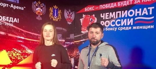 Представительница Нижнего Тагила вышла в полуфинал чемпионата России по боксу
