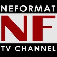 """Логотип NEFORMAT.TV - ТЕЛЕКАНАЛ """"НЕФОРМАТ"""""""