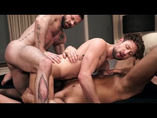 Double Penetration And Daddy Piss - Sergeant Miles, Dirk Caber  Drew Dixon