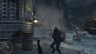 Call of Duty: World at War - пиратский перевод. Часть 1. Semper Fi
