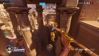[GM Mercy] When 3 Valks in 1 Fight Isn't Enough (Highlight)