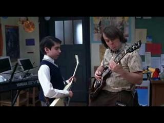 The School of Rock / Школа рока (отрывок)