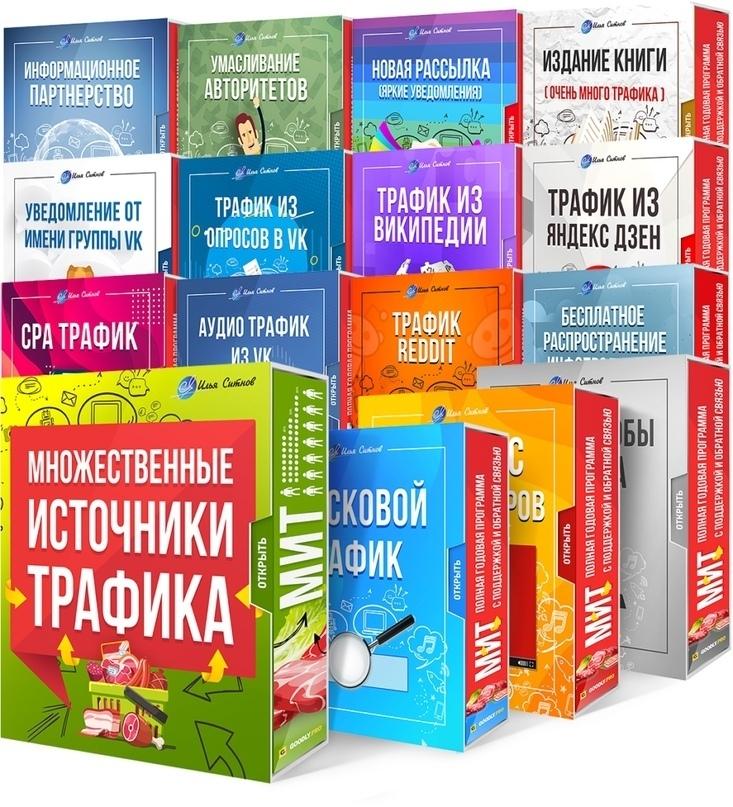 Программа годового курса «МИТ» от Ильи Ситнова, изображение №1