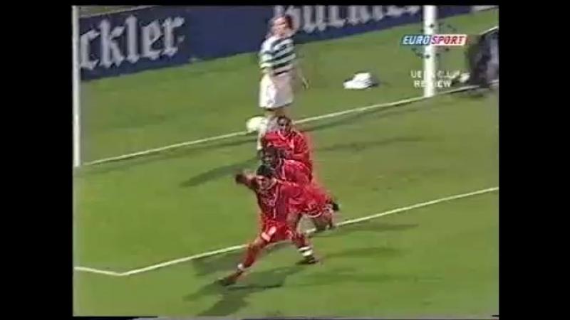 92 CL-2003/2004 Olympique Lyon - Celtic FC 3:2 (05.12.2003) HL
