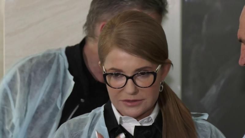 До Полтави з робочим візитом завітала Юлія Тимошенко. Вона відвідала Центральну районну лікарню