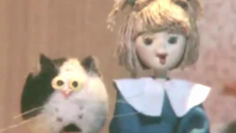 Копия Домовенок Кузя 3 серия.Сказка для Наташи. HD Во весь экран.