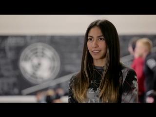 героиня рубрики #гипнодриллы Priscilla Herrera крупным планом  #NoGIGIRLS