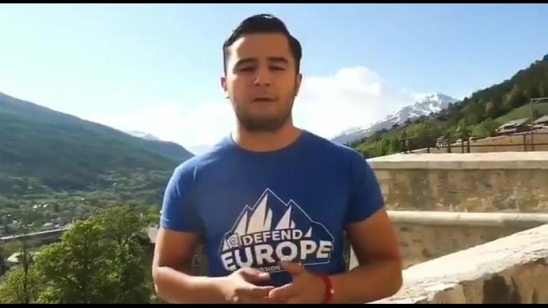 Message de Génération Identitaire, Defend Europe La mairie de Briançon et sa MJC sont complices de limmigration illégale