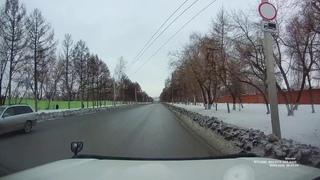 ДТП на ул. Березовая, скорая/Camry ()