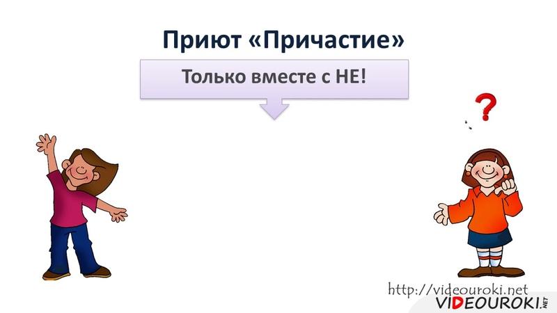 Русский язык 7 класс. ТЕМА Слитное и раздельное написание НЕ с причастиями