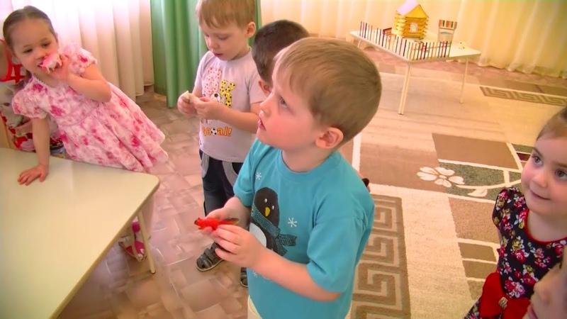 Аттестационное занятие в детском саду младший дошкольный возраст
