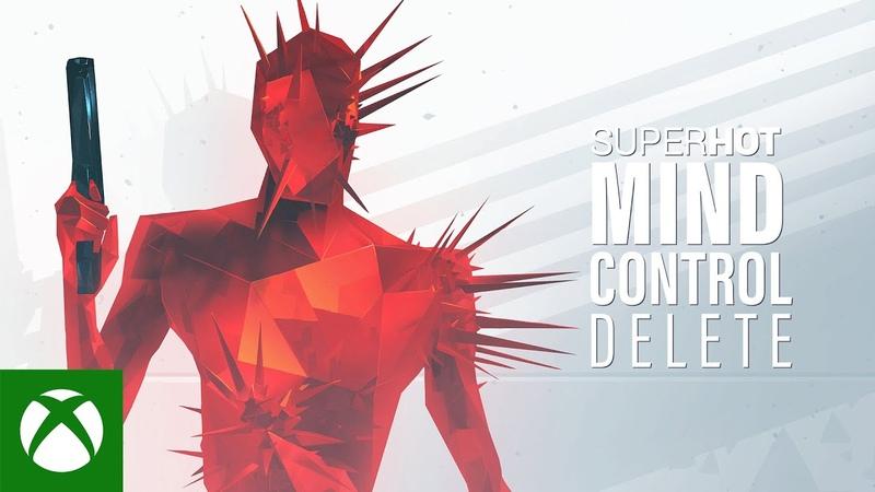 SUPERHOT MIND CONTROL DELETE Launch Trailer Out Now