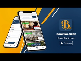 Booking Guide Flights and Hotels App