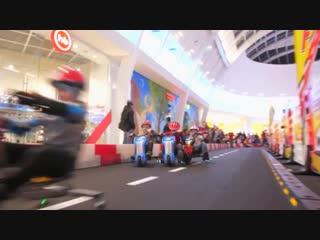 Катать без правил! Дрифтовать! Подрезать! Форсаж - первая в России детская гонка на Дрифт-карах.