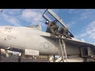 VFA-22 Fighting Redcocks Operation Inherent Resolve 2014 - 2015 Cruise