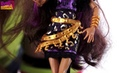 Обзор на Clawdeen Wolf Scaris Monster High Клодин Вульф Скариж Школа Монстров Y0379