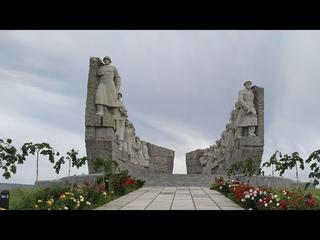 """Военно - исторический музейный комплекс """"Самбекские высоты"""". Короткая видеоэкскурсия."""