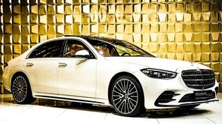 Mercedes-Benz S 500 Customized Interior [Walkaround] | 4k Video