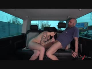 [takevan] andy naked robbed babe on the way new porn 2018
