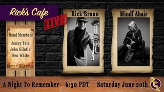 Rick's Cafe Live (S2 E4) - Mindi Abair