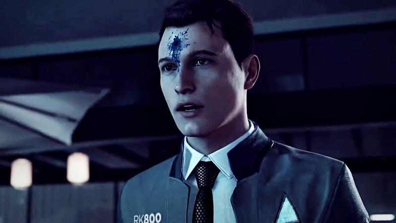 Connor | Detroit: Become Human { WAKE UP }