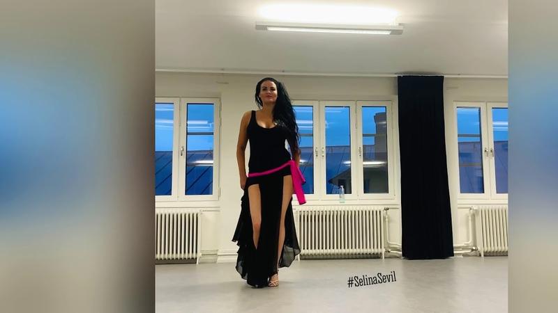 Warda Oryantal Betwanes Beek Bellydancer Selina Magdansös Selina Sevil i Malmö