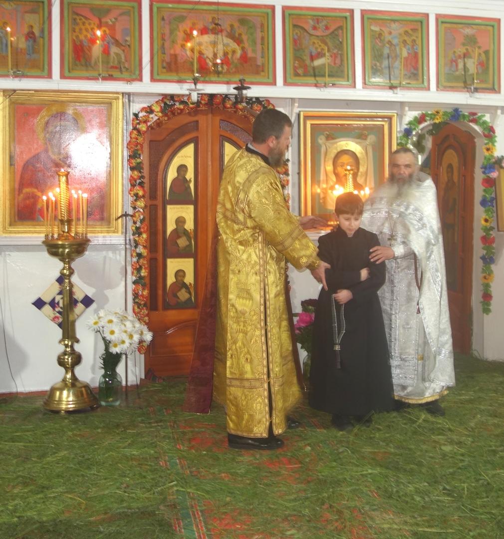 Праздник Святой Троицы в с.Жуковцы
