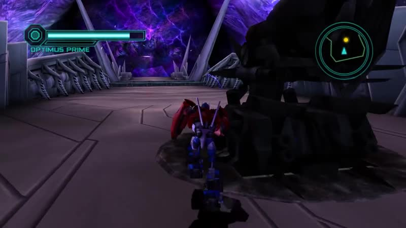 Прохождение Трансформеры Прайм Transformers Prime часть 1 Тёмная Энергия