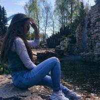 Фотография анкеты Ангелины Харламовой ВКонтакте