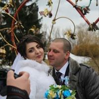 Фотография страницы Анны Пинчук ВКонтакте