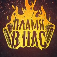Логотип Пламя в нас / folk-metal band