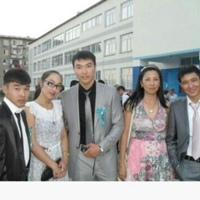 Фотография Ботагоз Есенамановой ВКонтакте