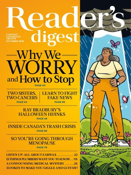 Readers Digest Canada - October 2018