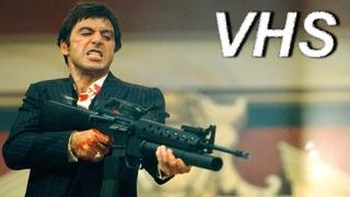Лицо со шрамом (1983) - русский трейлер - VHSник