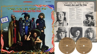 Country Joe & The Fish - I-Feel-Like-I'm-Fixin'-To-Die (1967) [Stereo Mix] {FULL ALBUM}