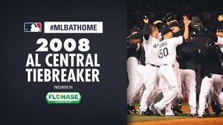 2008 AL Central Tiebreaker (Twins/White Sox)   #MLBAtHome