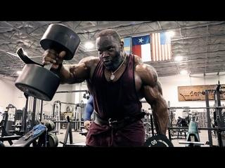 Raw Explosive Shoulder Training - Branch Warren Johnnie Jackson and Butch Steinle