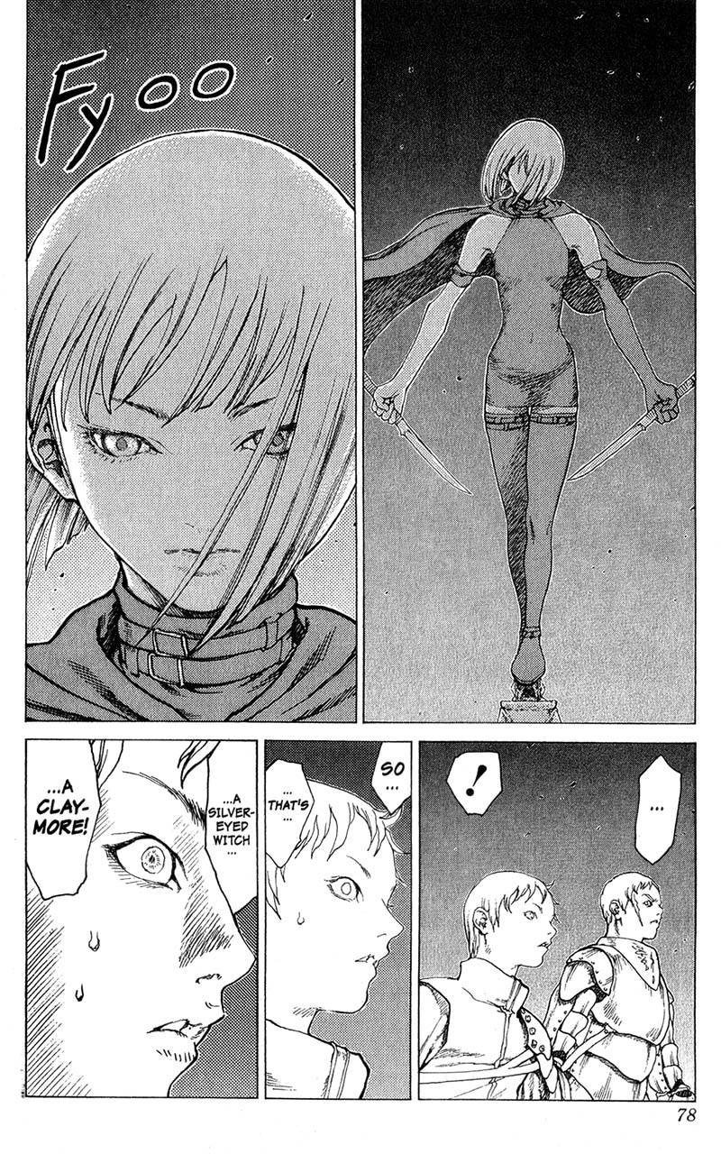 Claymore, Chapter 6, image #31
