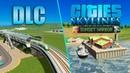Cities Skylines - Sunset Harbor - Обзор DLC!