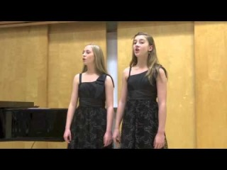The Seal Lullaby - Makayla Lynn and Abigail (12 and 13 years old)