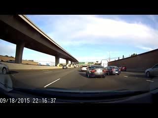 Обычный день на дороге
