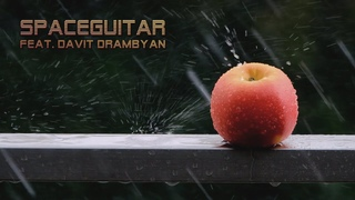 Baby, It's Raining Outside - spaceGUiTar (official music video) romantic acoustic lounge guitar