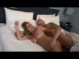 Jodi West - Sharing Hotel Room Stepson