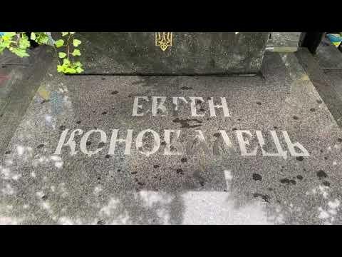 У Нідерландах поклали квіти на могилу Євгена Коновальця